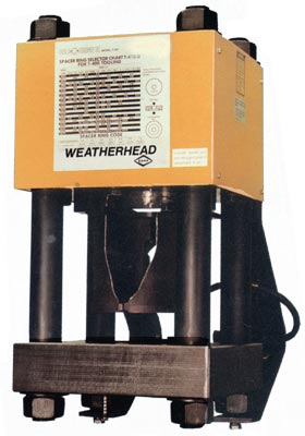 Weatherhead T 410 2 Quot Hose Crimper Reconditioned